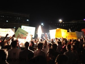 המחאה החברתית. לא להתאהב בהפגנות כשלעצמן