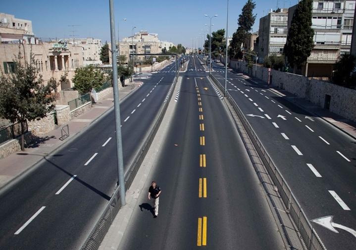 מודל ירושלים - כולם עזבו